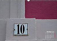 Hausnummern (Wandkalender 2019 DIN A3 quer) - Produktdetailbild 10