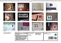 Hausnummern (Wandkalender 2019 DIN A3 quer) - Produktdetailbild 13