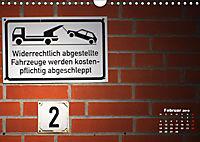 Hausnummern (Wandkalender 2019 DIN A4 quer) - Produktdetailbild 2