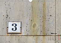 Hausnummern (Wandkalender 2019 DIN A4 quer) - Produktdetailbild 3