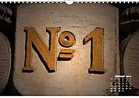 Hausnummern (Wandkalender 2019 DIN A4 quer) - Produktdetailbild 1