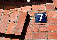 Hausnummern (Wandkalender 2019 DIN A4 quer) - Produktdetailbild 7