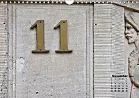 Hausnummern (Wandkalender 2019 DIN A4 quer) - Produktdetailbild 11
