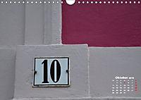 Hausnummern (Wandkalender 2019 DIN A4 quer) - Produktdetailbild 10