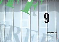 Hausnummern (Wandkalender 2019 DIN A4 quer) - Produktdetailbild 9