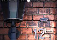 Hausnummern (Wandkalender 2019 DIN A4 quer) - Produktdetailbild 12