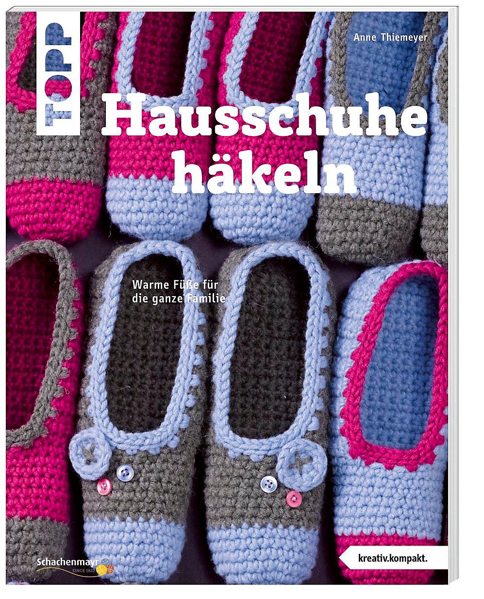 Hausschuhe Häkeln Buch Jetzt Bei Weltbildat Online Bestellen