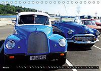 HAVANA BLUE - Blaue Oldtimer auf Kuba (Tischkalender 2019 DIN A5 quer) - Produktdetailbild 5