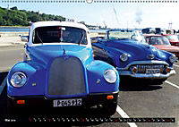 HAVANA BLUE - Blaue Oldtimer auf Kuba (Wandkalender 2019 DIN A2 quer) - Produktdetailbild 5