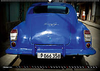 HAVANA BLUE - Blaue Oldtimer auf Kuba (Wandkalender 2019 DIN A2 quer) - Produktdetailbild 10