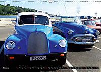 HAVANA BLUE - Blaue Oldtimer auf Kuba (Wandkalender 2019 DIN A3 quer) - Produktdetailbild 5