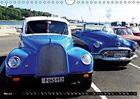 HAVANA BLUE - Blaue Oldtimer auf Kuba (Wandkalender 2019 DIN A4 quer) - Produktdetailbild 5