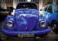 HAVANA BLUE - Blaue Oldtimer auf Kuba (Wandkalender 2019 DIN A4 quer) - Produktdetailbild 3