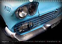 HAVANA BLUE - Blaue Oldtimer auf Kuba (Wandkalender 2019 DIN A4 quer) - Produktdetailbild 9