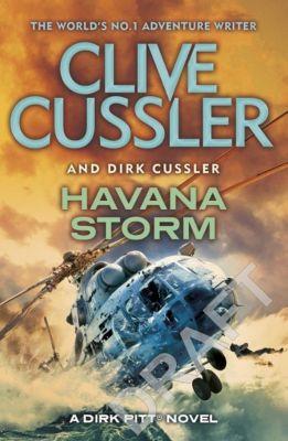 Havana Storm, Clive Cussler, Dirk Cussler