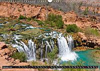 Havasupai Falls (Wall Calendar 2019 DIN A3 Landscape) - Produktdetailbild 1
