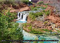 Havasupai Falls (Wall Calendar 2019 DIN A3 Landscape) - Produktdetailbild 7