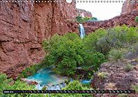 Havasupai Falls (Wall Calendar 2019 DIN A3 Landscape) - Produktdetailbild 6