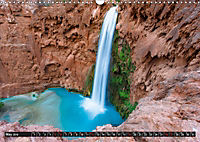 Havasupai Falls (Wall Calendar 2019 DIN A3 Landscape) - Produktdetailbild 5