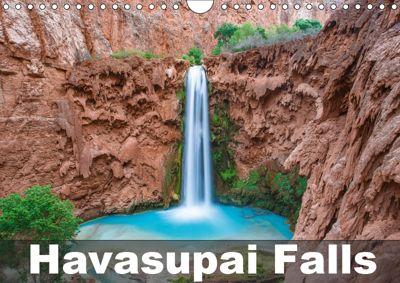 Havasupai Falls (Wall Calendar 2019 DIN A4 Landscape), N N