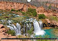 Havasupai Falls (Wall Calendar 2019 DIN A4 Landscape) - Produktdetailbild 1
