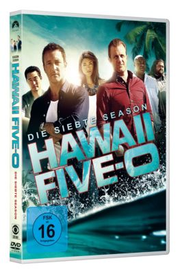 Hawaii Five-O – Season 7, Scott Caan,Daniel Dae Kim Alex O'Loughlin