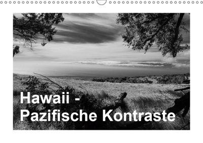 Hawaii - Pazifische Kontraste (Wandkalender 2019 DIN A3 quer), Rolf-Dieter Hitzbleck