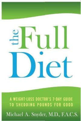 Hay House Inc: The FULL Diet, Michael Snyder MD