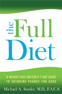 Hay House Inc.: The FULL Diet, Michael A. Snyder