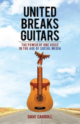 Hay House Inc.: United Breaks Guitars, Dave Carroll