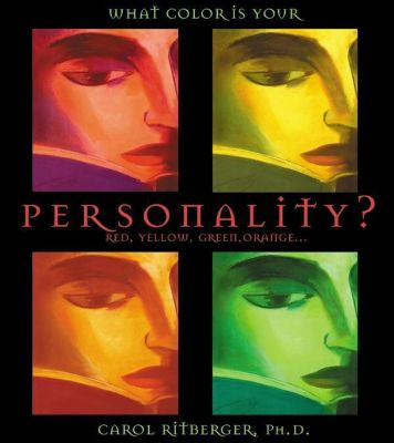 Hay House Inc: What Color Is Your Personality, Carol Ritberger