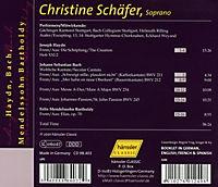 Haydn/Bach/Mendelssohn - Produktdetailbild 1