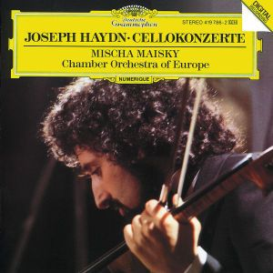 Haydn: Cello Concertos Nos.1 & 2, Violin (Cello) Concerto No.4, Mischa Maisky, Coe