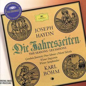 Haydn, J.: Die Jahreszeiten Hob.XXI:3, Janowitz, Schreier, Böhm, Wsy