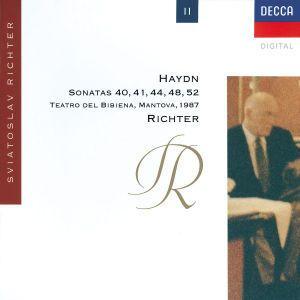 Haydn: Piano Sonatas, Svjatoslav Richter