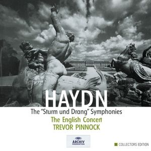 Haydn: The Sturm & Drang Symphonies, Trevor Pinnock, Ec
