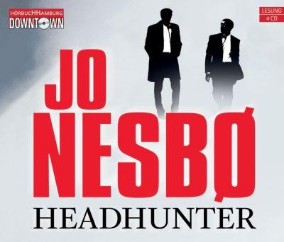 Headhunter, 4 Audio-CDs, Jo Nesboe