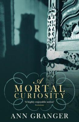 Headline: A Mortal Curiosity (Inspector Ben Ross Mystery 2), Ann Granger