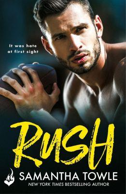 Headline Eternal: Rush, Samantha Towle