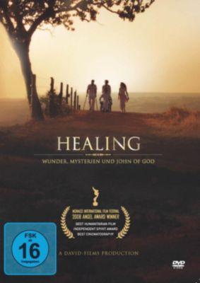 Healing - Wunder, Mysterien und John of God, David Unterberg, Wiesleitner