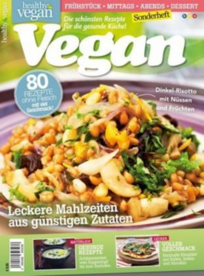 Healthy Vegan Sonderheft - Oliver Buss |