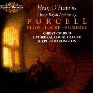 Hear 'O Heavens, Stephen Darlington, Choir Christ Church Cathedral
