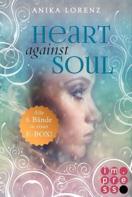 Heart against Soul: Alle 6 Bände der Gestaltwandler-Reihe in einer E-Box! (Heart against Soul ), Anika Lorenz