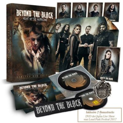Heart Of The Hurricane (Limited Fanbox), Beyond The Black