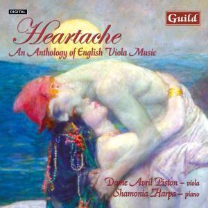 Heartache/Engl.Bratsche Musik, Shamonia Harpa - Piano Dame Avril Piston - Viola