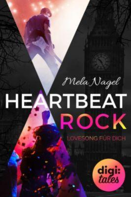 HeartBeat Rock. Lovesong für dich (Mysterious Metropolitan Love 1), Mela Nagel