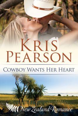 Heartlands: Cowboy Wants Her Heart, Kris Pearson