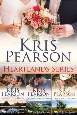 Heartlands: The Complete Heartlands Series: 3 Novels, Kris Pearson