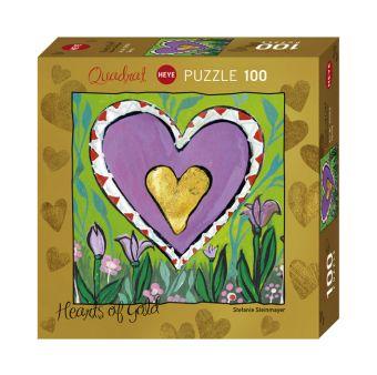 Hearts of Gold, Spring (Puzzle), Stefanie Steinmayer