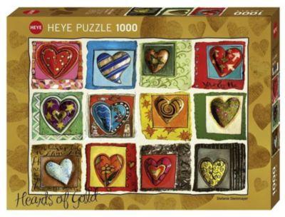 Hearts You & Me (Puzzle), Stefanie Steinmayer